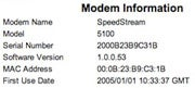 Modem Firmware; click for enlarged image.