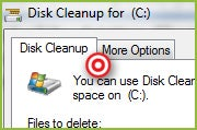 disk cleanup target 5148960 - Software Speed Boosts for Your PC