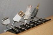 Trucos para organizar el cableado // Tips for organizing wiring