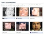 facial recognition and facebook