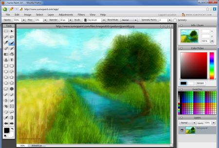 sumopaint 5168379 - Create and Edit Images in Your Browser with Sumo Paint