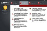 Comodo Firewall; click for full-size image.