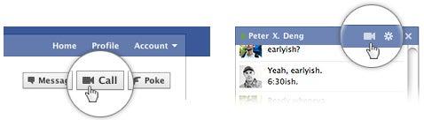 """Facebook në partneritet me Skype sjell mundësinë për """"vide-thirrje"""""""