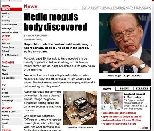 rupert murdoch dead