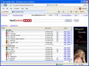 LastPass in IE.