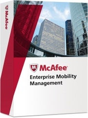 McAfee Enterprise Mobility Management