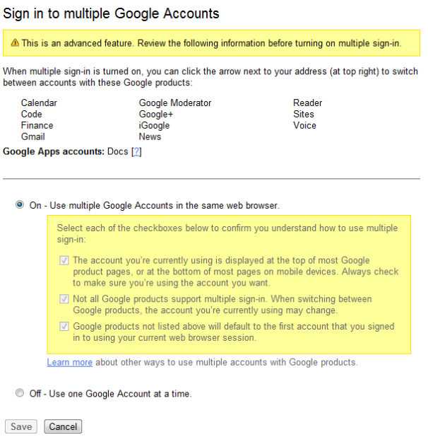 mso2 5225396 - How to Log In to Multiple Gmail Accounts at Once