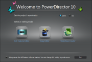 PowerDirector 10 Is a Worthwhile Update