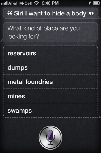 What Makes Siri Special?