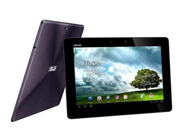 Asus Eee Pad Transformer Prime TF201 Review: A Breakthrough Performer
