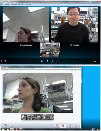 Skype vs. Google Hangouts