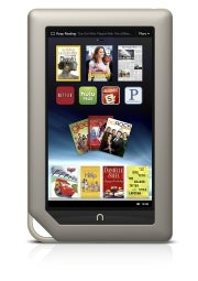Nook Tablet: Hands-On With Barnes & Noble's Alternative to the Kindle Fire