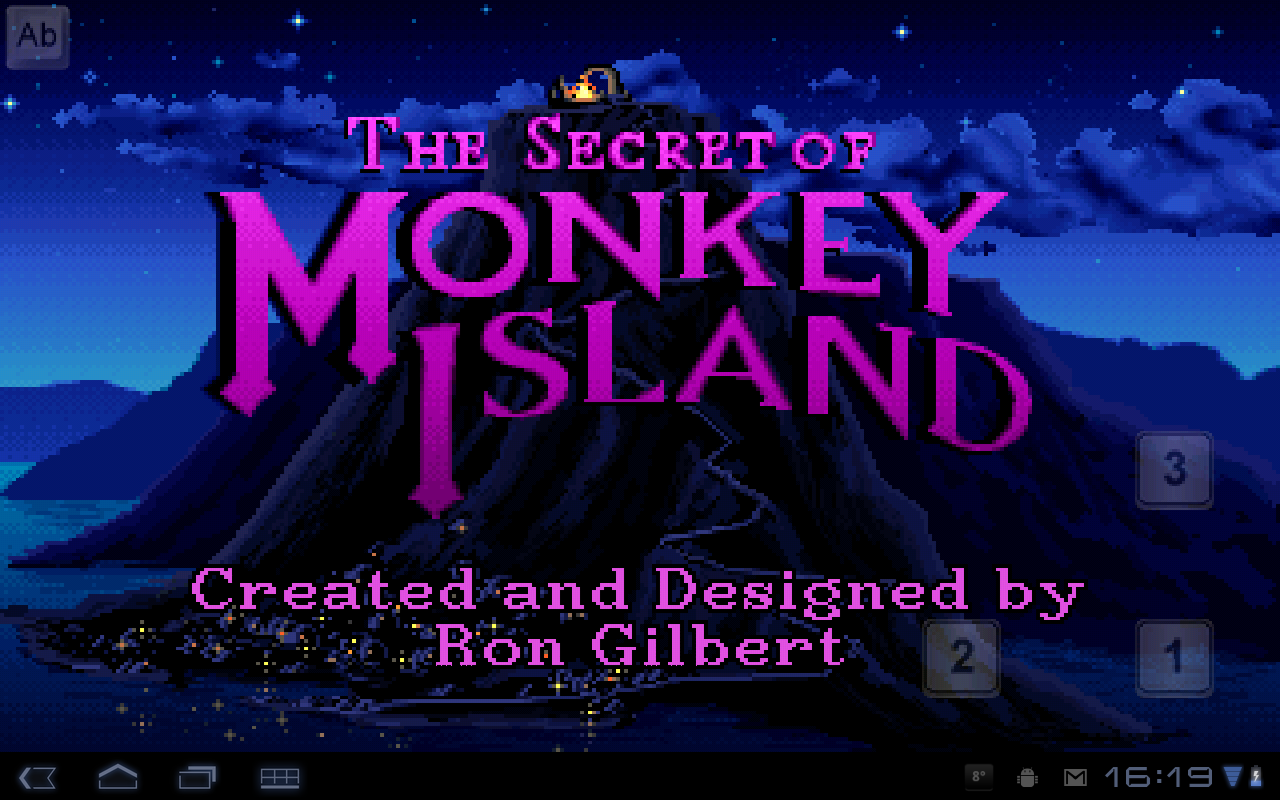 Curse of Monkey Island - Full Game, Works on both PC & MAC!
