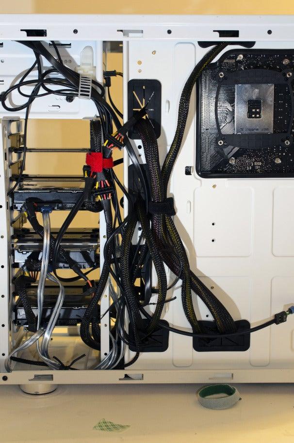 Aprende a organizar los cables dentro de tu PC