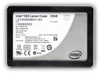 Intel Smart Response Technology can be configured to consume up to 64GB of space on an SSD. Smaller SSDs will work fine though (we tested with a 20GB model), and the extra space on SSDs larger than 64GB can still be accessed by the system.