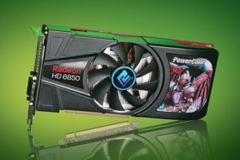 AMD Radeon HD 6850 graphics card