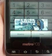 Samsung Galaxy Attain 4G for MetroPCS