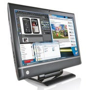HP TouchSmart 9300 Elite all-in-one PC