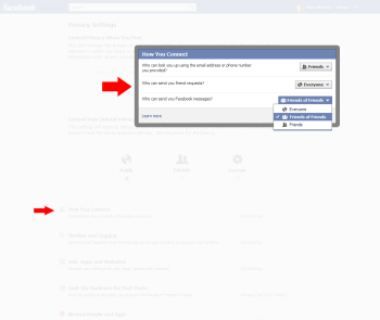How To Control Your Facebook Privacy Settings