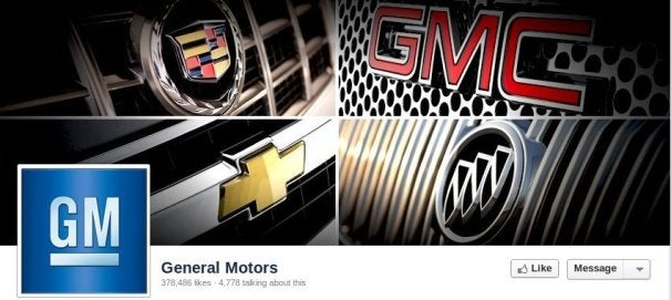 Facebook Users Should Brace for Fallout After GM Ad Decision