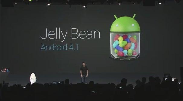 El Jelly Bean Anuncio