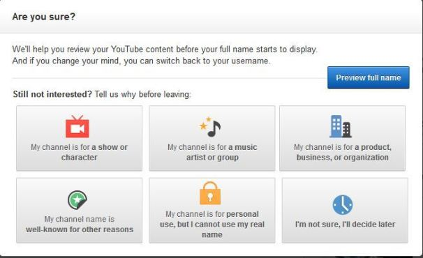 YouTube Asks Users to Post Real Names in Bid to Clean Up Comments
