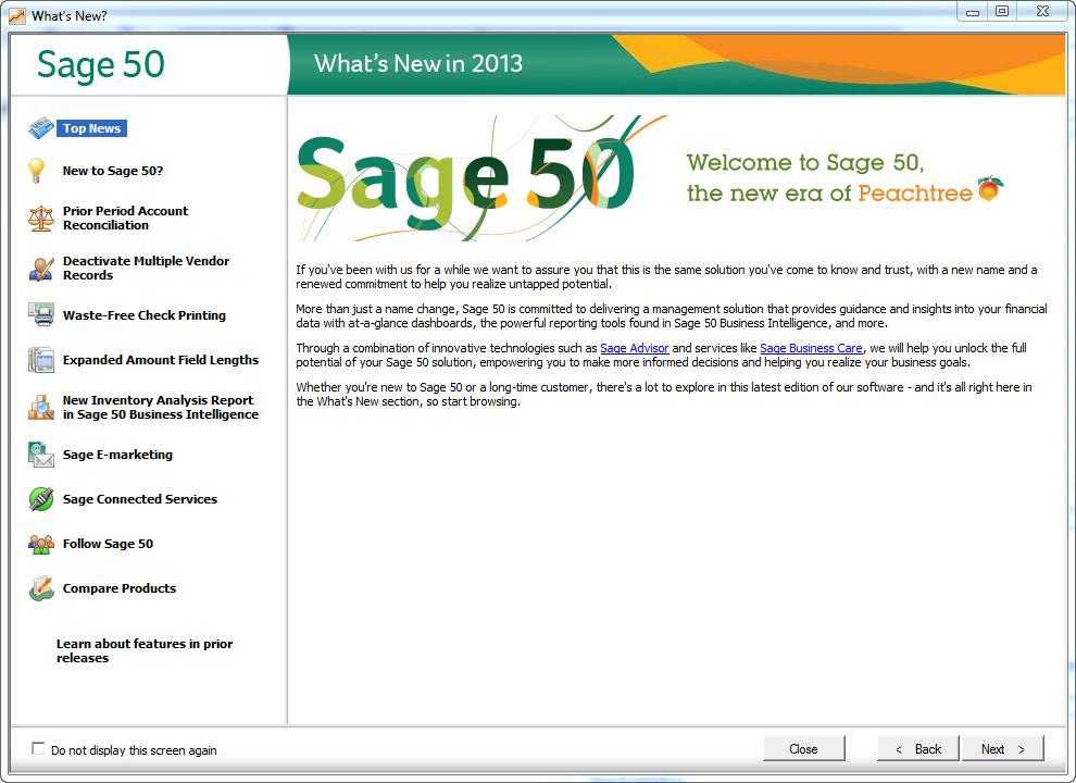 Sage 50 firewall settings