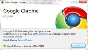 Google Chrome 8: Çfarë ka të re dhe çfarë po vjen