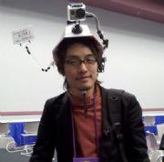 Takuma Iwasa at CES