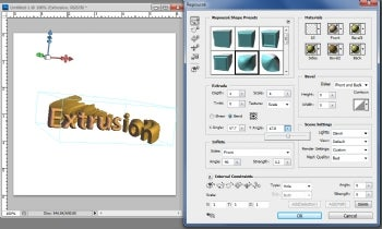 Adobe Photoshop CS5 Repousse